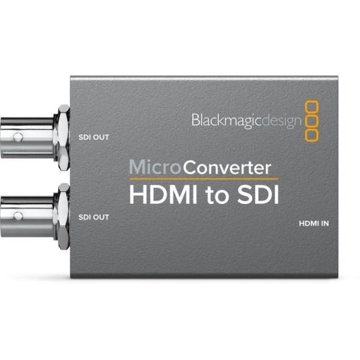 MICRO CONVERTISSEUR BLACKMAGIC HDMI TO SDI AVEC ALIM