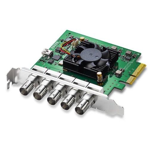 CARTE PCIE BLACKMAGIC DECKLINK DUO 2