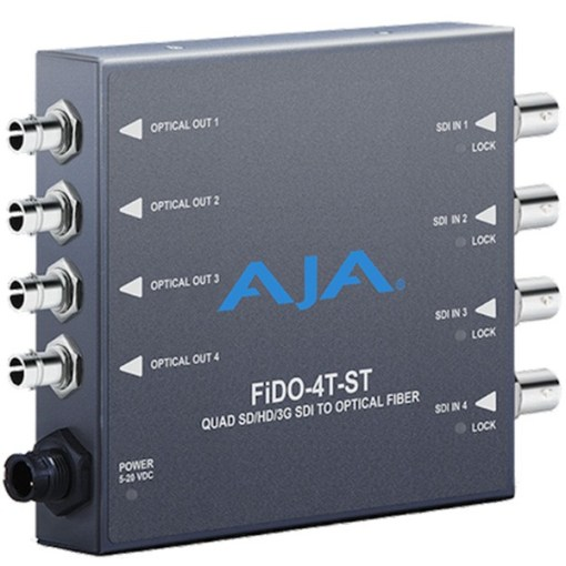 Convertisseur AJA FiDO-4T ST