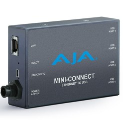 MINI CONVERTISSEUR AJA MINI CONNECT