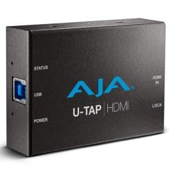 BOITIER D'ACQUISITION HDMI AJA U-TAP