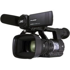 JVC GY-HM660E - caméscope de poing