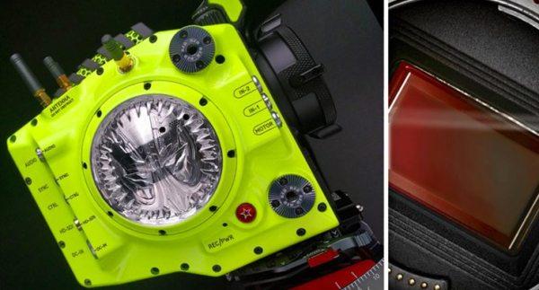 RED dévoile le capteur 8K Helium
