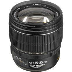 Canon EF-S 15-85mm F3.5-5.6 IS USM - Objectif
