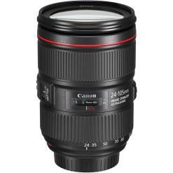 OPTIQUE CANON EF 24-105mm f/4L IS II USM