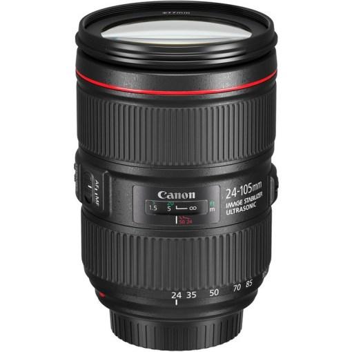 Canon EF 24-105mm F4 L IS II USM - Objectif