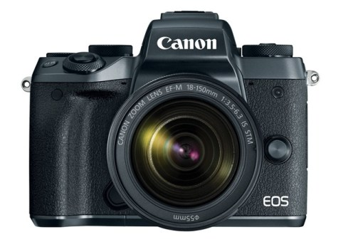 Canon EOS M5 - Appareil Photo Nu