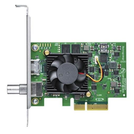 CARTE PCIE BLACKMAGIC DECKLINK MINI RECORDER 4K