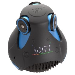 CAMERA GIROPTIC 360 DEGRES