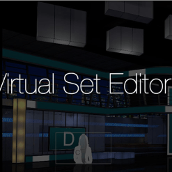 VIRTUAL SET EDITOR TriCaster VSE 2.5 - 1 LICENCE