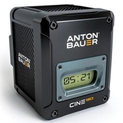 BATTERIE DIGITALE ANTON BAUER CINE 90VM