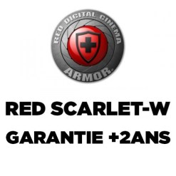 RED ARMOR - EXTENSION DE GARANTIE RED SCARLET-W +2ANS