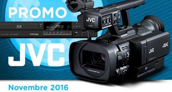 PROMOTION JVC NOVEMBRE 2016