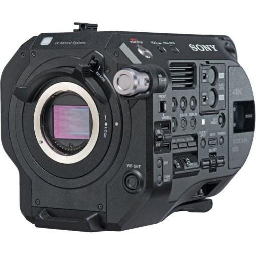 Sony PXW-FS7 Mark II - Caméra