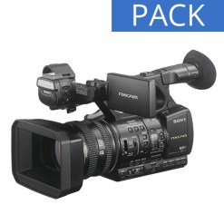 PACK CAMESCOPE SONY HXR-NX5R