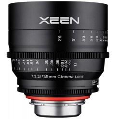 XEEN 135mm T2.2 Impérial Monture EF - Objectif Prime