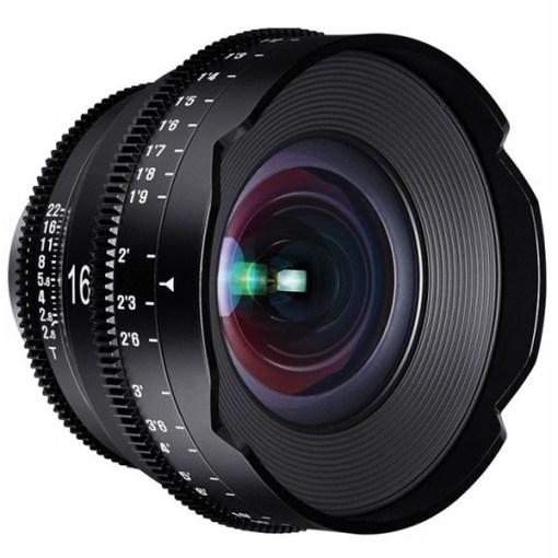 XEEN 16mm T2.6 Impérial Monture EF - Objectif Prime