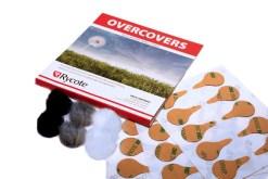 OVERCOVER SACHET 30 ADHESIFS + 6 FOURRURES