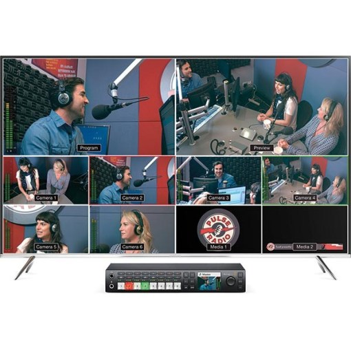 Balckmagic ATEM Television Studio HD