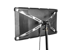 KIT PANNEAU LED FLEXIBLE FOMEX FL1200 1'X2' MONTURE V