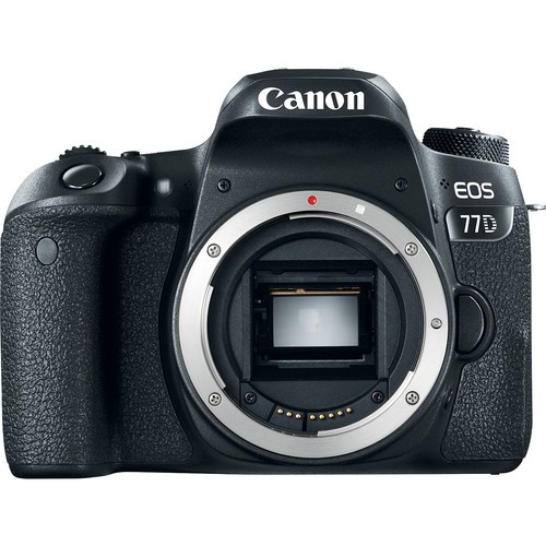 KIT CANON EOS 77D + 18-55 mm