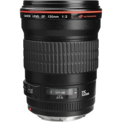OBJECTIF CANON EF 135MM F 2L USM
