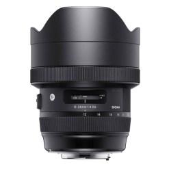 Sigma 12-24mm F4 DG HSM Canon EF - Objectif