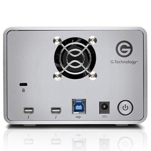 G-Technology 8 To G-Raid Removable Thunderbolt 2 & USB 3.0 – Disque Dur Raid