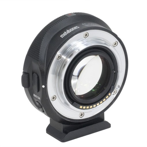 BAGUE D'ADAPTATION CANON EF MOUNT VERS E speed booster T 0,71