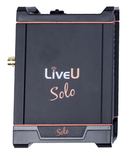 ENCODEUR STREAMING LIVEU SOLO HDMI SDI
