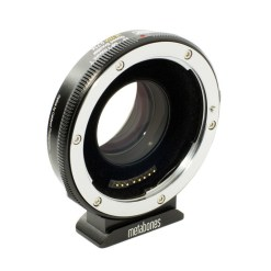 BAGUE D'ADAPTATION METABONES SPEED BOOSTER CANON EF VERS MICRO 4/3