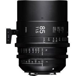OBJECTIF SIGMA 85MM T1.5 FF F/CE (86mm) Canon EF