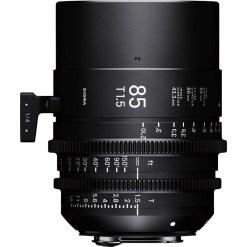 Sigma 85mm T1.5 FF (Canon EF) - Objectif Prime Cinéma
