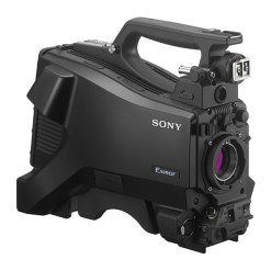 CAMÉRA STUDIO SD/HD 3 CAPTEURS CMOS 2/3'' SONY HXC-FB75H
