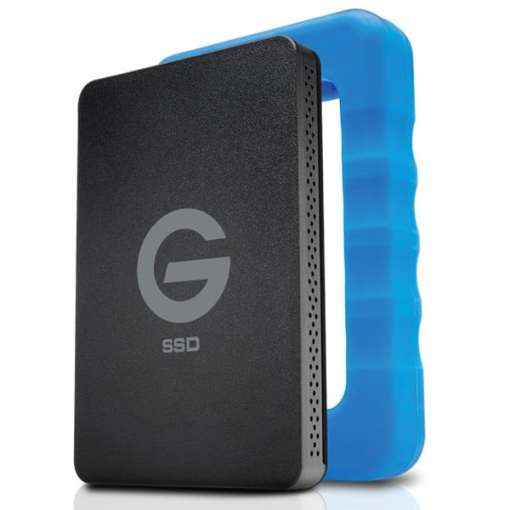 G-Technology 500 Go G-Drive EV Raw - SSD Externe