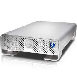 DISQUE DUR 8 TO G-TECH G-DRIVE THUNDEROLT & USB3