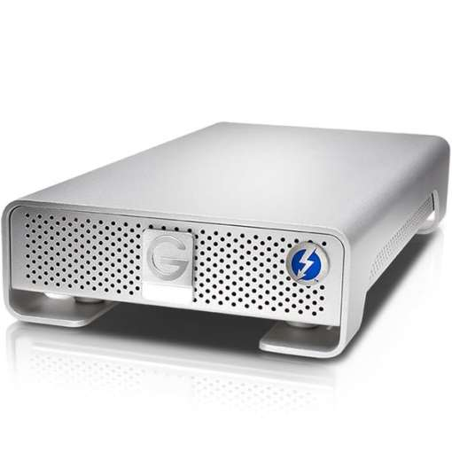 G-Technology 8 To G-Drive Thunderbolt & USB 3.0 - Disque Dur Externe