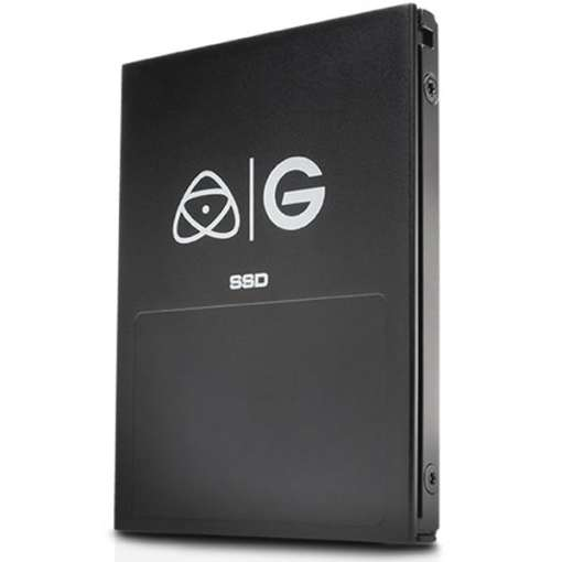 ATOMOS MASTER CADDY 4K 512 GO G-TECHNOLOGY