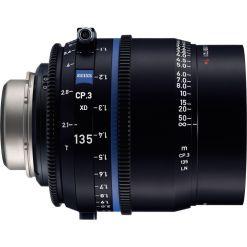 OPTIQUE ZEISS CP3 135mm T2.1 MONT PL METRIQUE XD eXtended D