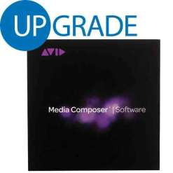 Avid Media Composer Upgrade & Support Plan Reinstatement