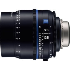 OPTIQUE ZEISS CP3 135MM T2.1 MONTURE PL IMPERIAL