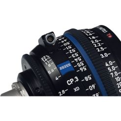 OPTIQUE ZEISS CP3 15mm T2.9 MONT PL IMPERIAL XD