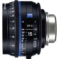 OPTIQUE ZEISS CP3 15mm T2.9 MONT MFT IMPERIAL