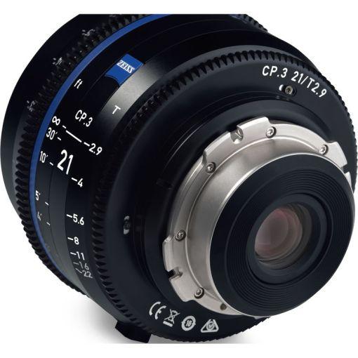 ZEISS CP.3 15mm T2.9 Monture PL Impérial - Objectif Prime