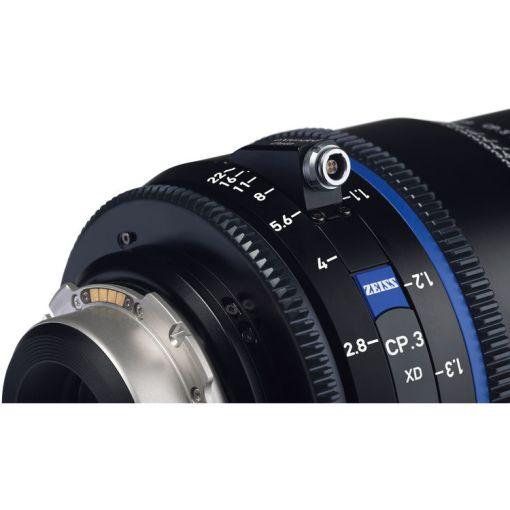 OPTIQUE ZEISS CP3 35mm T2.1 MONT PL IMPERIAL XD eXtended Da