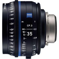 OPTIQUE ZEISS CP3 35mm T2.1 MONT E METRIQUE