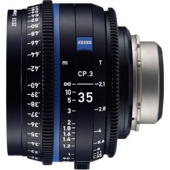 OPTIQUE ZEISS CP3 35mm T2.1 MONT EF IMPERIAL