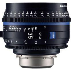OPTIQUE ZEISS CP3 35mm T2.1 MONT EF METRIQUE