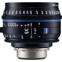 OPTIQUE ZEISS CP3 35mm T2.1 MONT MFT IMPERIAL