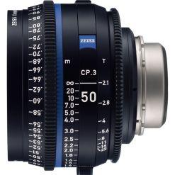 OPTIQUE ZEISS CP3 50mm T2.1 MONT E METRIQUE